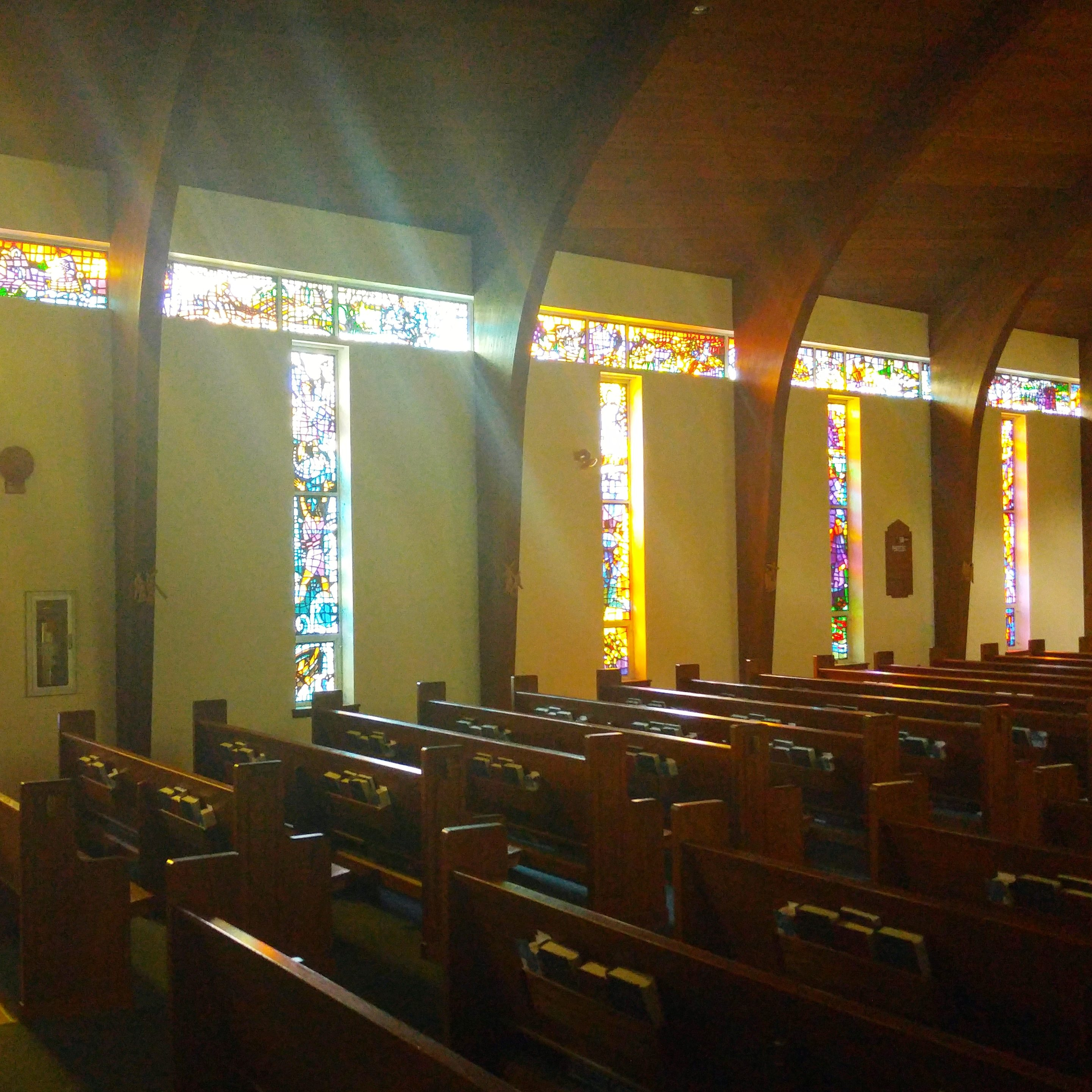 Holy Eucharist Saturday Vigil