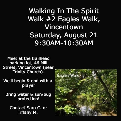 Walking In The Spirit #2