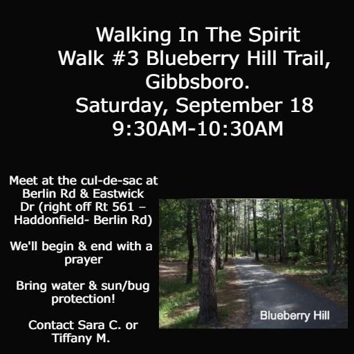 Walking In The Spirit #3
